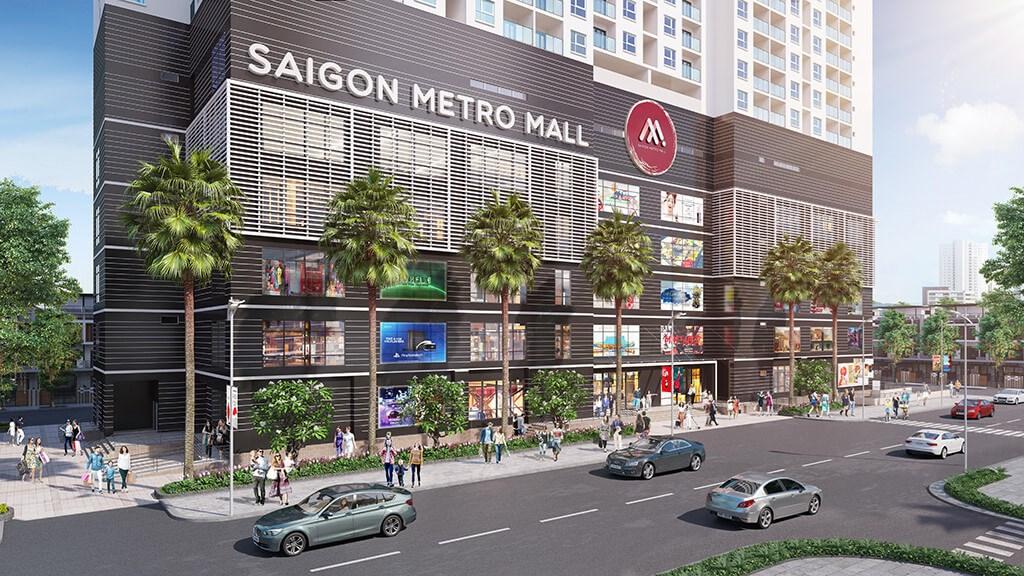 Dự Án Sài Gòn Metro Mall