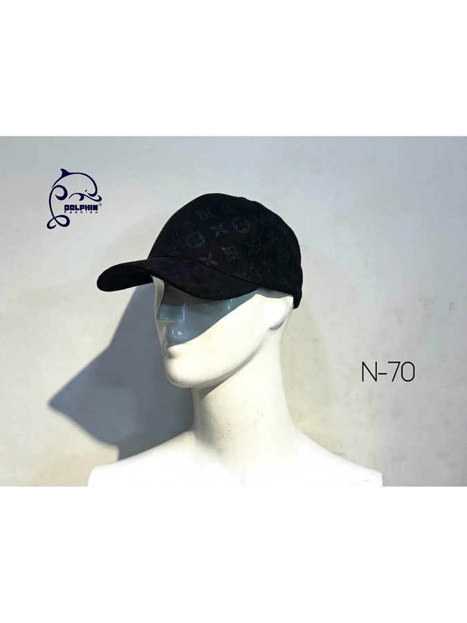 NÓN NHUNG ĐEN N-70