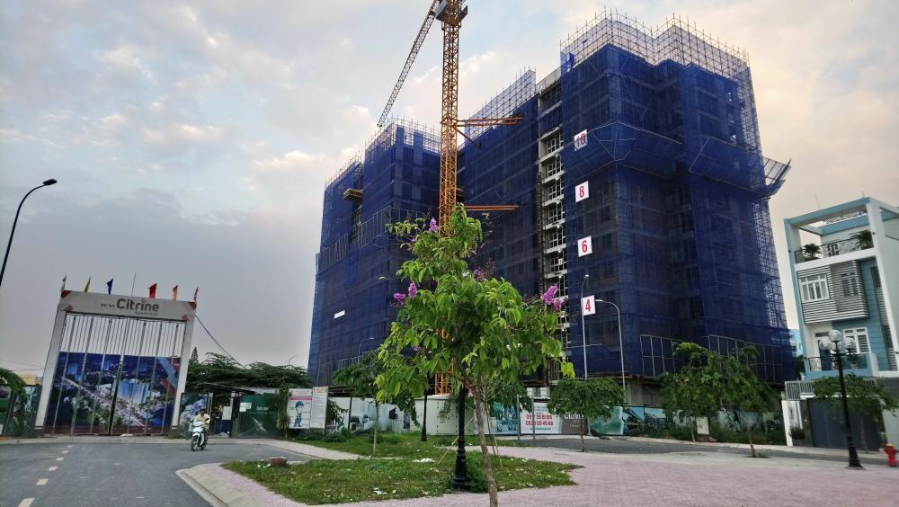Cần bán căn hộ Citrine Apartment mặt tiền đường Tăng Nhơn Phú, phường Phước Long B, Quận 9