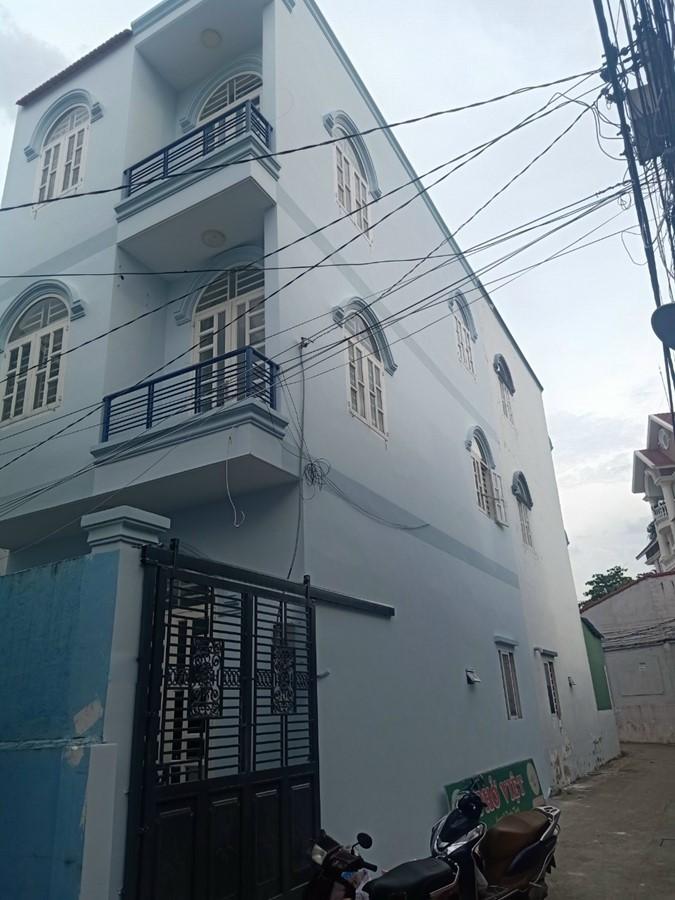 Bán nhà hẻm đường Nguyễn Duy trinh Quận 9