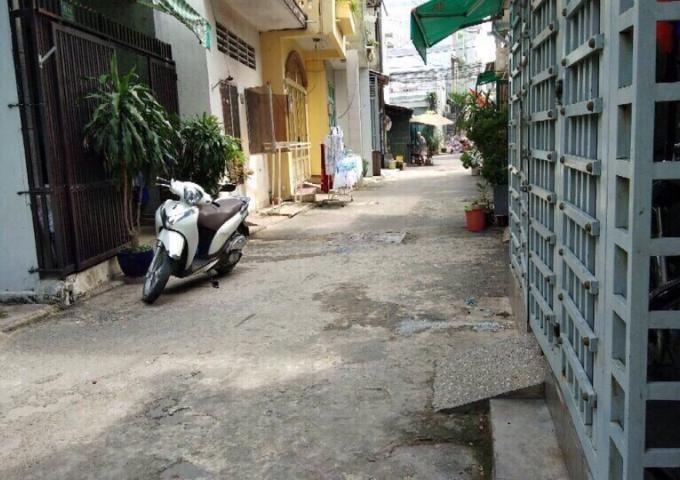 Bán nhà hẻm 60 man thiện phường Tăng Nhơn Phú A Quận 9