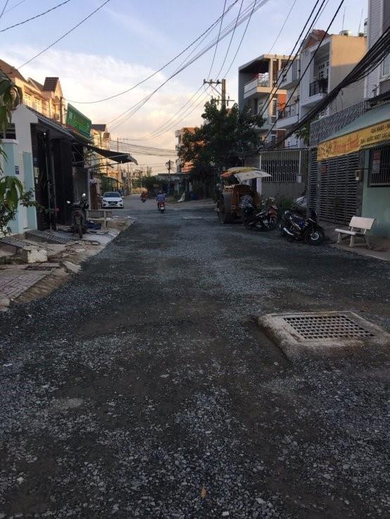 Đất mặt tiền hẻm 175 Phường Tăng Nhơn Phú B