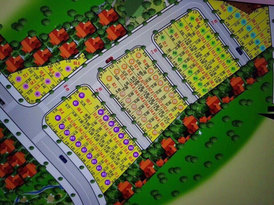 Bán gấp lô đất giá rẻ Đường 12 Tam Đa Quận 9