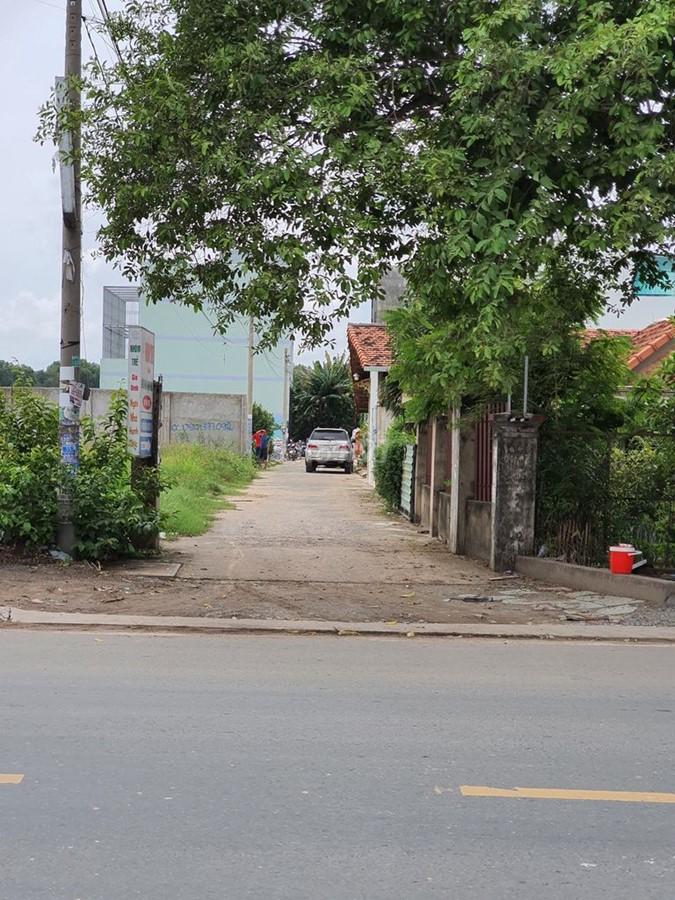 Bán đất hẻm oto đường hoàng hữu nam quận 9
