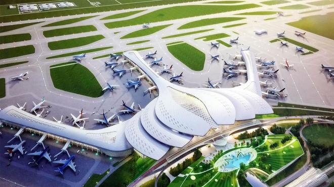 Thành phố sân bay: Tiềm năng BĐS Long Thành rộng mở