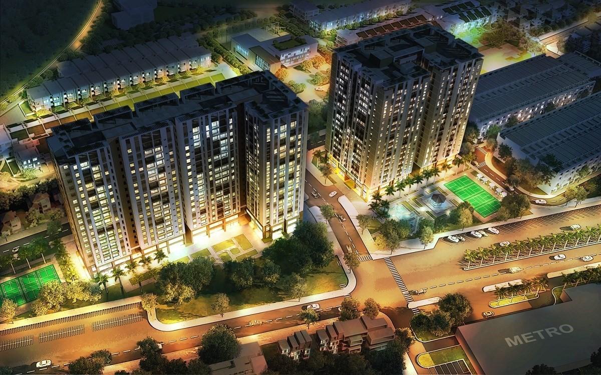 Căn Hộ Stown Tham Lương Quận 12