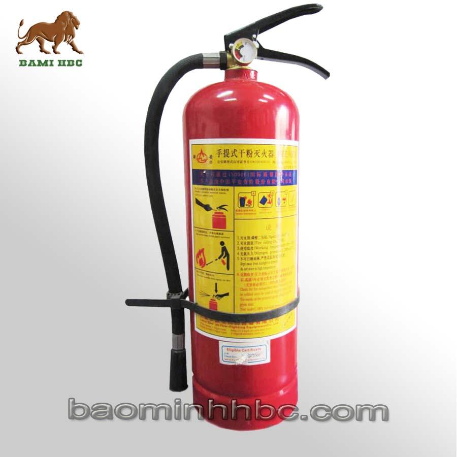 Bình chữa cháy 8kg