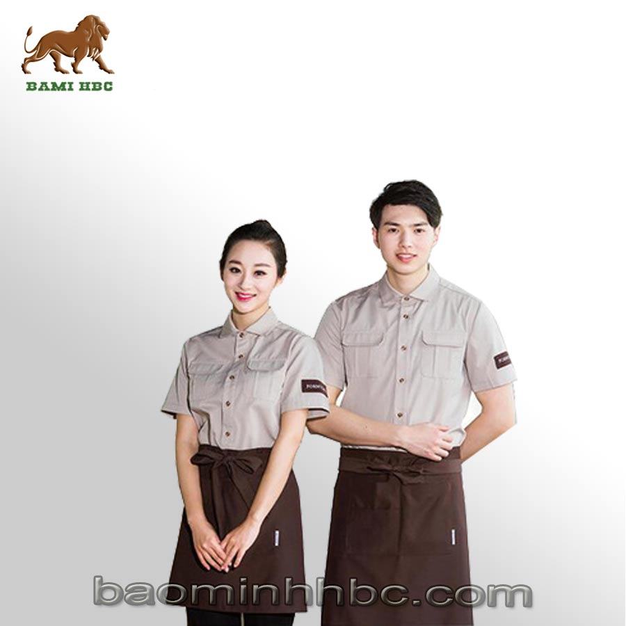 Đồng phục nhà hàng BM23