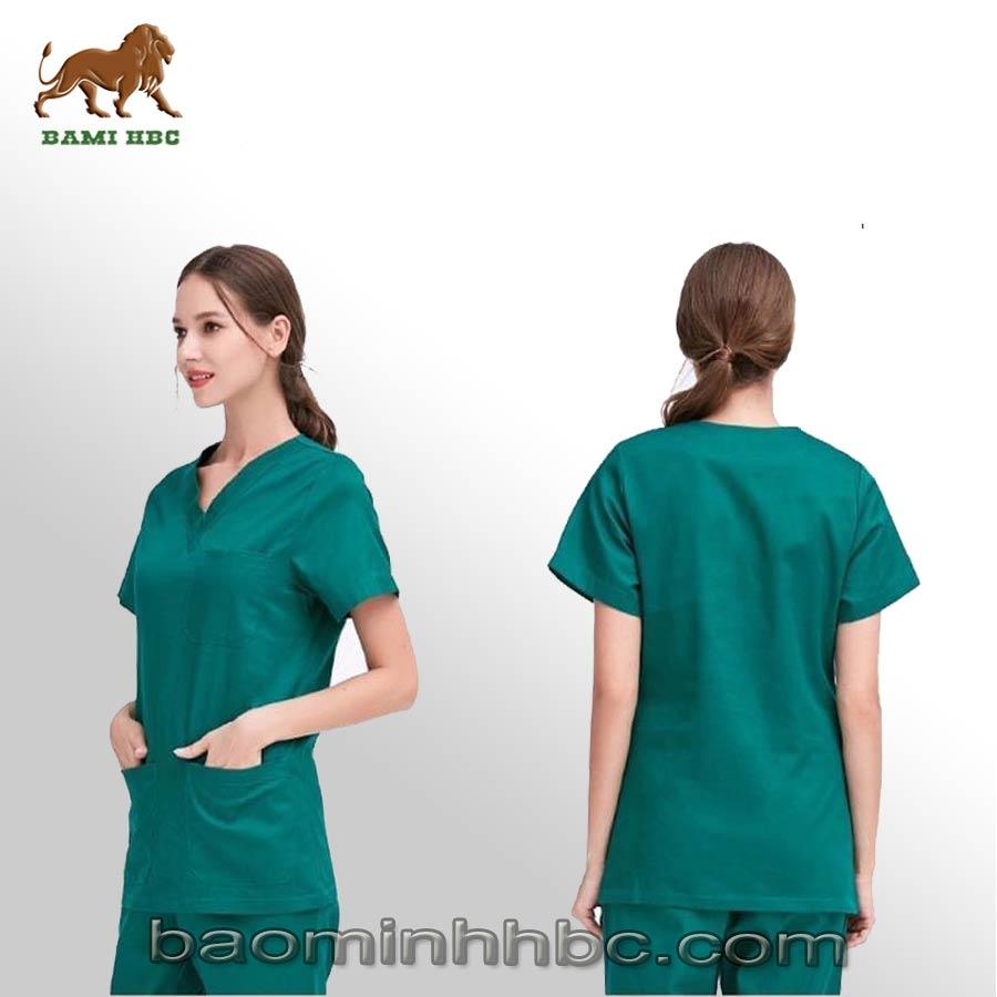 Đồng phục bác sĩ BM11