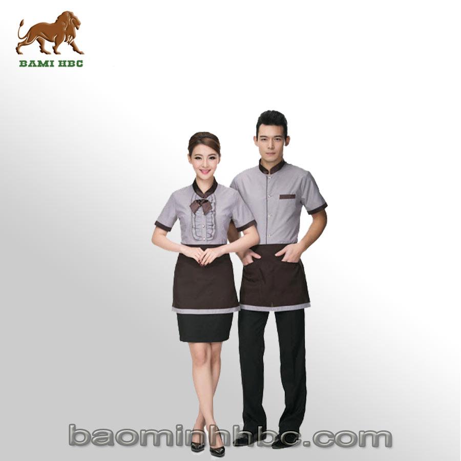 Đồng phục nhà hàng BM25