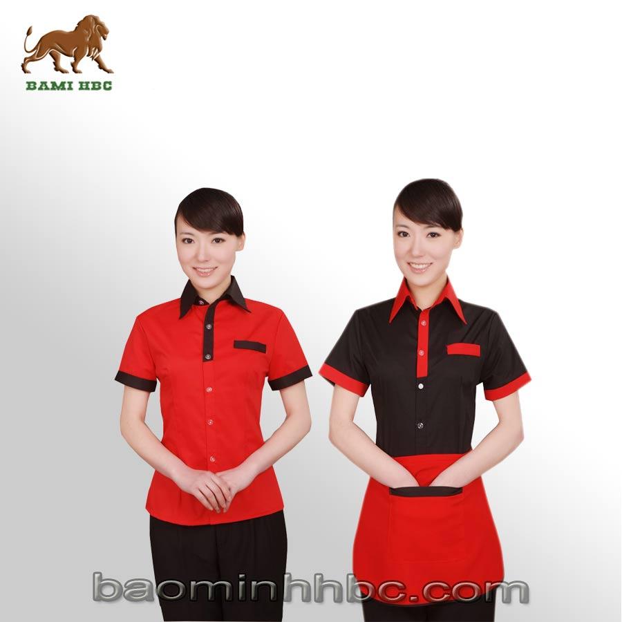 Đồng phục nhà hàng BM15