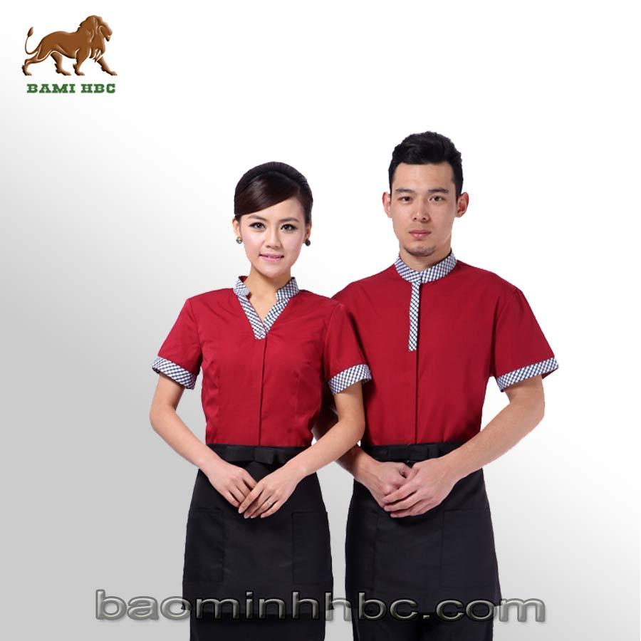Đồng phục nhà hàng BM11