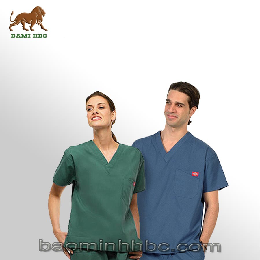 Đồng phục bác sĩ BM8