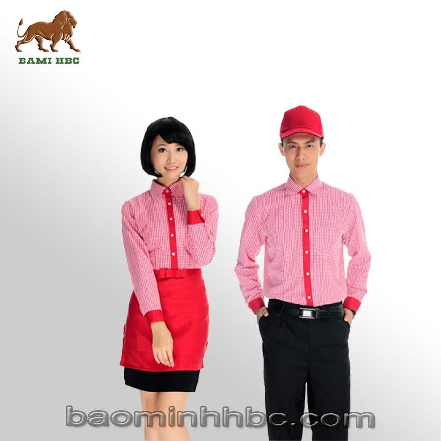 Đồng phục nhà hàng BM19