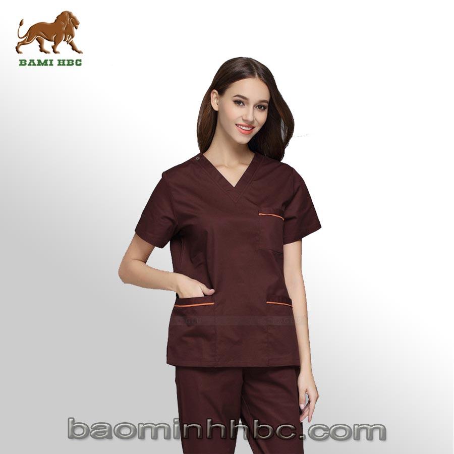 Đồng phục bác sĩ BM16