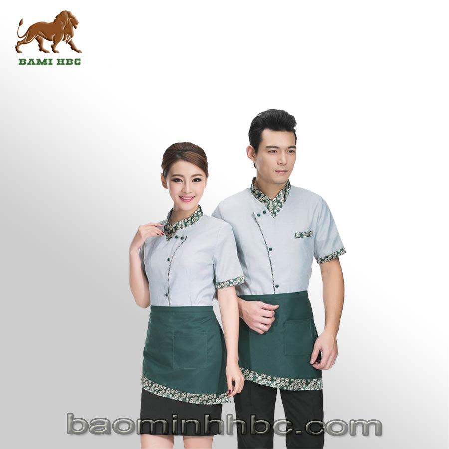 Đồng phục nhà hàng BM9