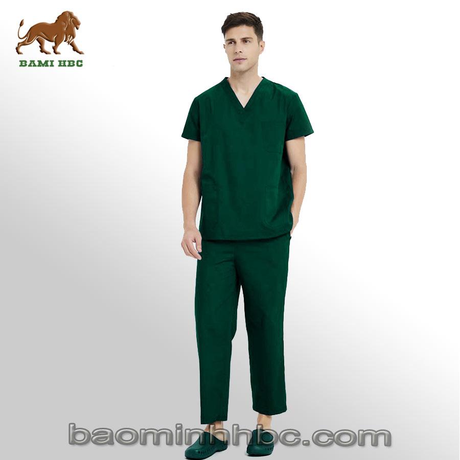 Đồng phục bác sĩ BM17