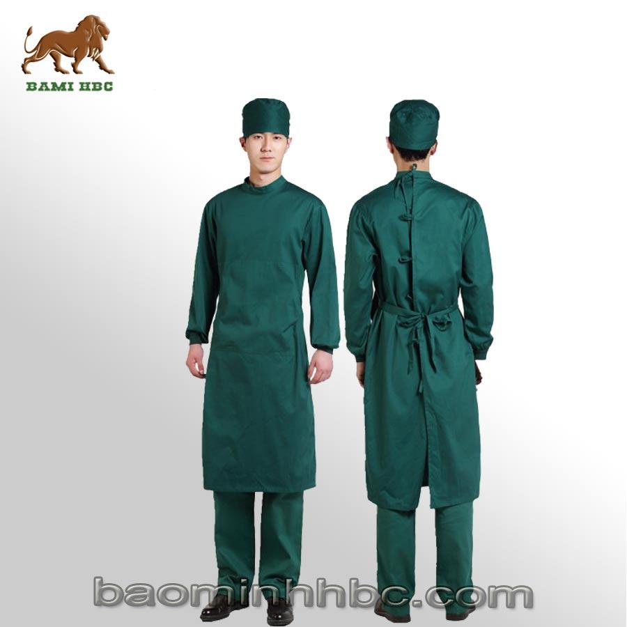 Đồng phục bác sĩ BM18