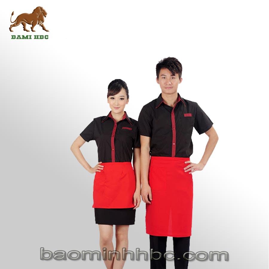 Đồng phục nhà hàng BM18