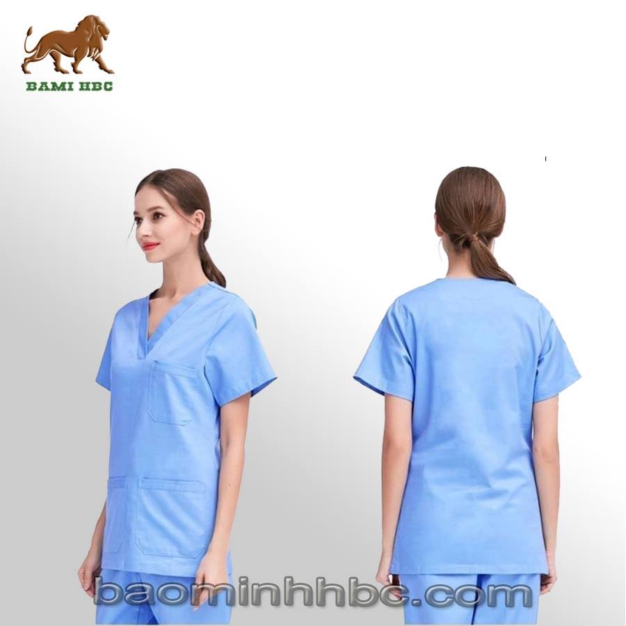 Đồng phục bác sĩ BM10