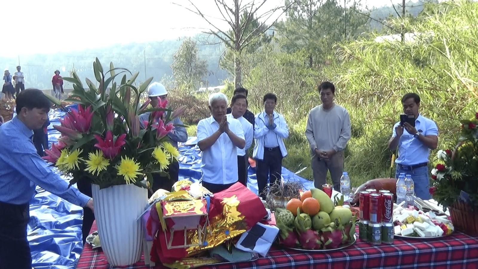 Lễ động thổ dự án Tecco EverGreen Resort - Đà Lạt
