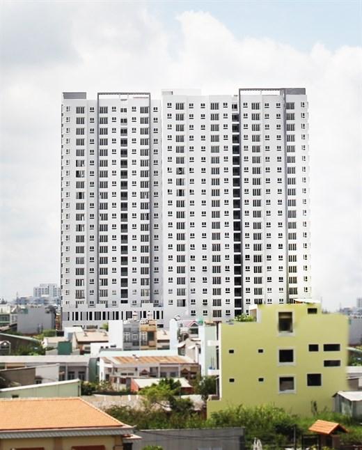 Điểm mặt các dự án căn hộ vừa túi tiền sắp bàn giao